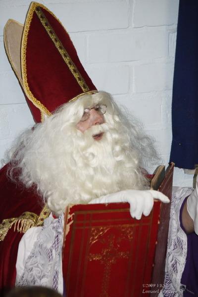 sinterklaas VKSJ Lommel Centrum 2009 7